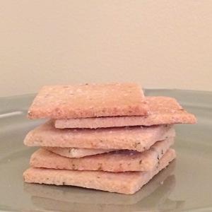 Simply Herb Grain-Free Crackers