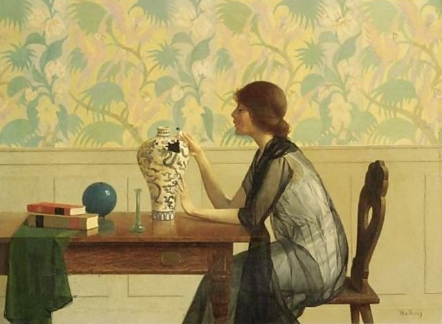 Harry-watrous-the-broken-vase